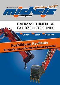 Info Ausbildung Kaufmann/-frau