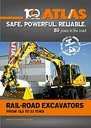 Atlas Rail-Road Excavators