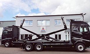 VDL Abrollkipper S21-6200 auf Volvo Fahrgestell