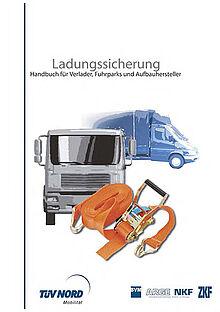 Broszura o zabezpieczeniu ładunku dla spedytorów, taboru i producenta nadwozi.