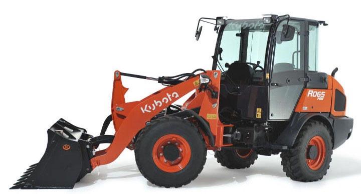 Kubota RO65