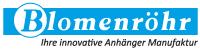 Die Firma Blomenröhr baut Anhänger für den Maschinentransport - speziell auf jeden Wunsch