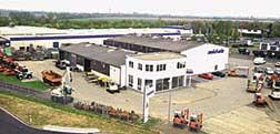 Branch office Bergheim