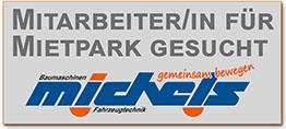 Mitarbeiter/in Mietpark Bergheim gesucht